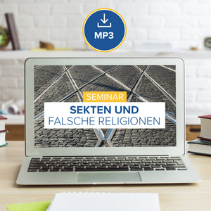Sekten und falsche Religionen (MP3 Download)