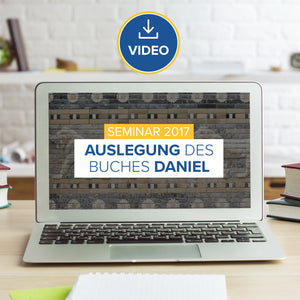 Auslegung des Buches Daniel (Video Stream & Download)