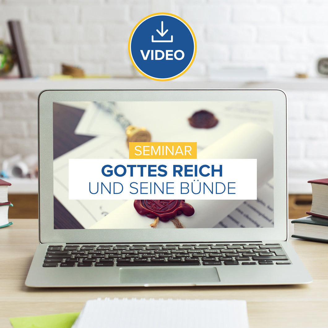 Gottes Reich und seine Bünde (Video Stream & Download)