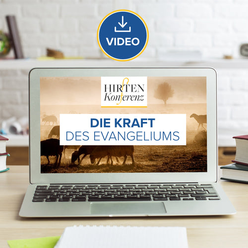 Hirtenkonferenz 2016 - Die Kraft des Evangeliums (Video Stream & Download)