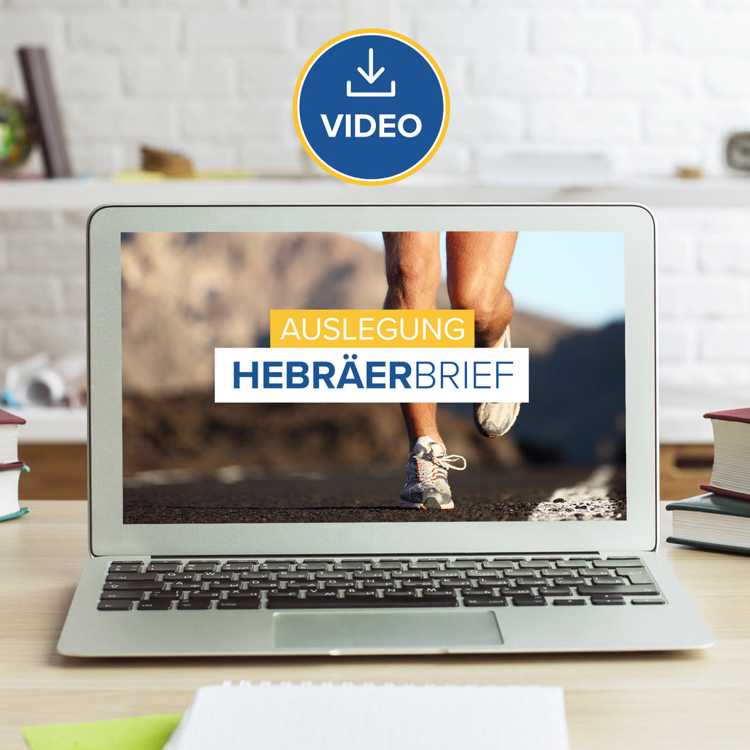 Auslegung des Hebräerbriefes (Video Stream & Download)