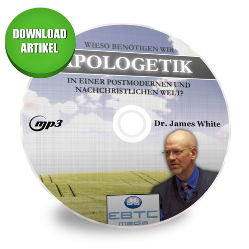 Apologetik-Seminar 2012 (MP3 Download)