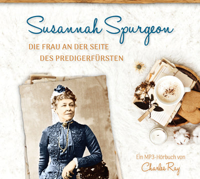 Susannah Spurgeon (Hörbuch)