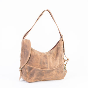 Vintage Look Messenger Bag