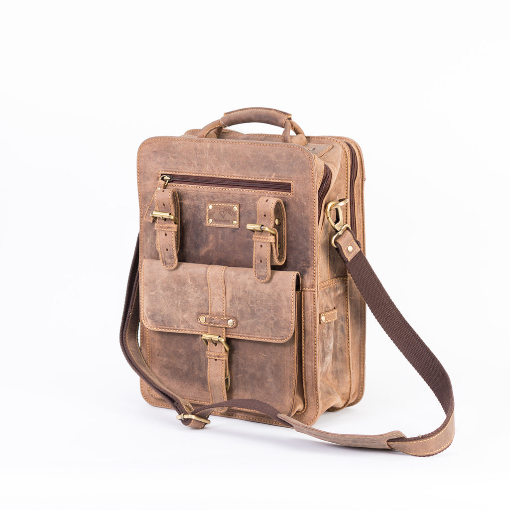 Strong Vintage Messenger Bag
