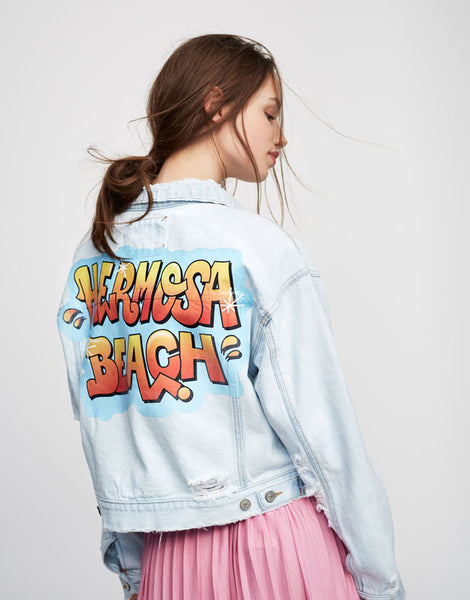 Graffiti Jacket