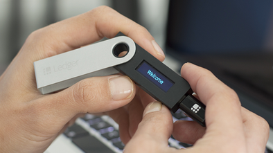 How to Set up your Ledger Nano S Wallet