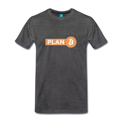 Plan B Bitcoin T-Shirt