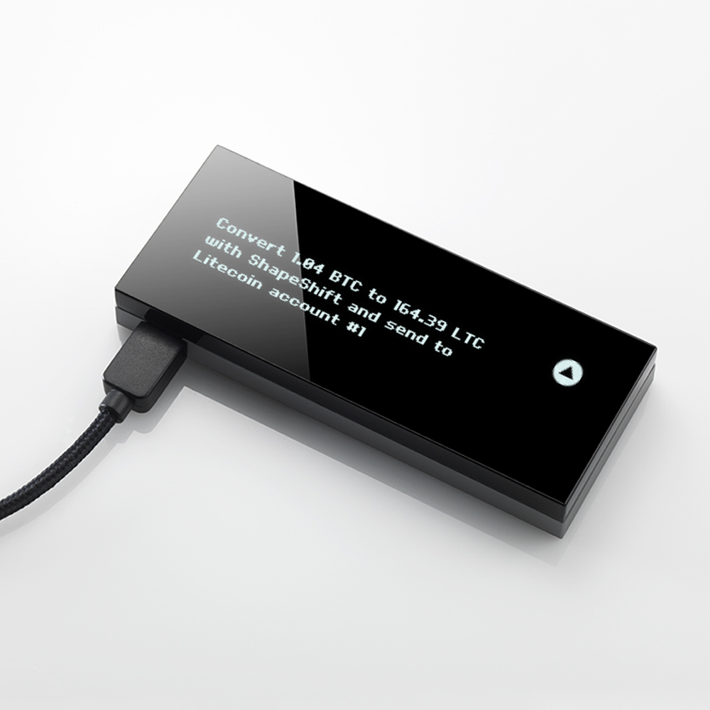 Keepkey the simple bitcoin hardware wallet ccuart Images