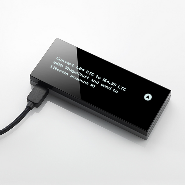 KeepKey: The Simple Bitcoin Hardware Wallet