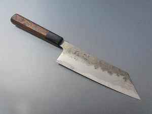 Hatsukokoro Inazuma AS Blue Super 175mm Bunka  Knife