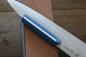 Super-Togeru knife sharpening guide (Degree adjustment) - The Sharp Chef - The Best Authentic Japanese Chefs Knives in the UK from Iseya, Shigekis Tanaka and Sakai Takayuki, sharpening rods, whetstones, stones, saya sheath, handmade traditional blacksmith bladesmith steel damascus vg10 quality sharp chef knife kitchen layer hammered mirrored western handle aus-10 molybdenum