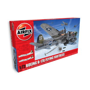Airfix Boeing B-17G Flying Fortress 1:72 Plastic Kits