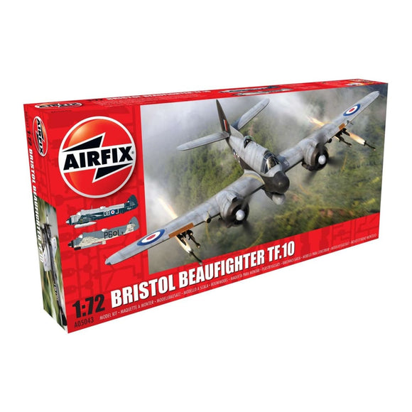 Airfix Bristol Beaufighter Mk.x (Late) 1:72 Plastic Kits