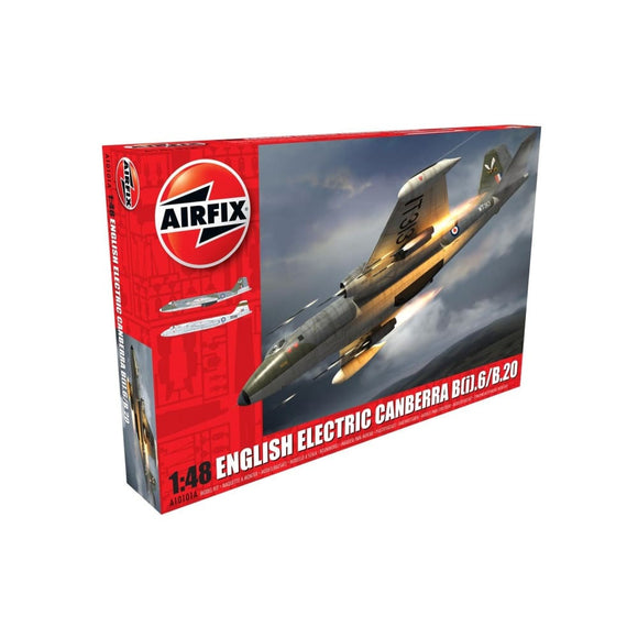 Airfix English Electric Canberra B2/b20 1:48 Plastic Kits