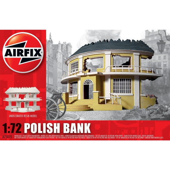 Airfix Polish Bank 1:72 Plastic Kits