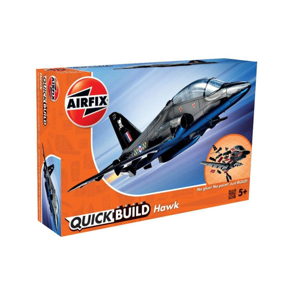Airfix Quick Build Bae Hawk Plastic Kits