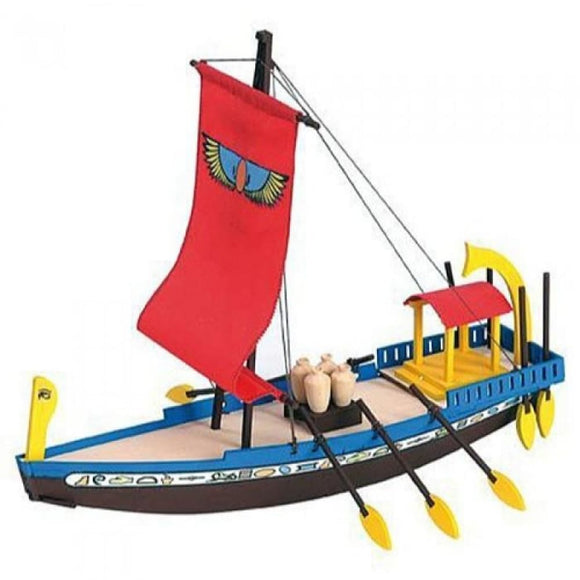 Artesania Cleopatra (Egyptian Boat) Wooden Ship Model Wood Kits