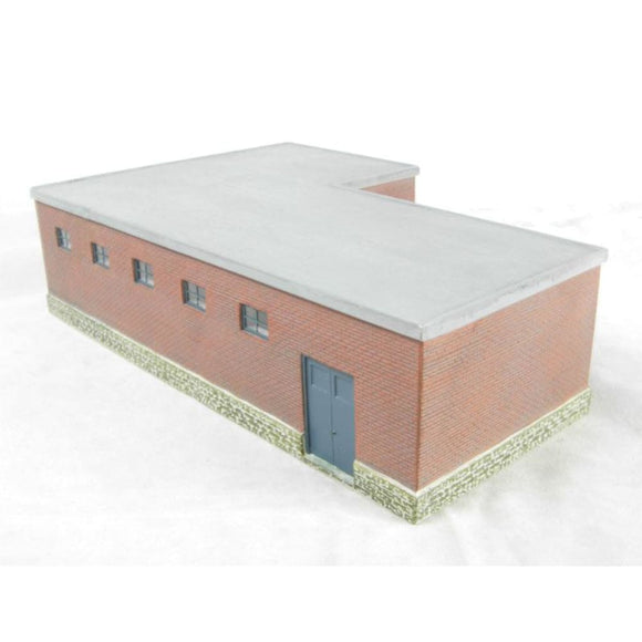 Bachmann Branchline 44030 Hampton Heath Colliery - Pit Head Baths - Scenecraft Range Model Railway Accessories