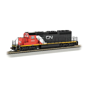 Bachmann Canadian National #6023 - Sd40-2 (Ho Scale) #67022 Ho Locomotives