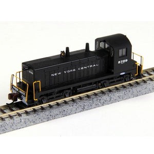 Bachmann Usa 61654 Emd Nw-2 Switcher - Dcc - Nyc #8769 - N Scale Locomotive N Locomotives