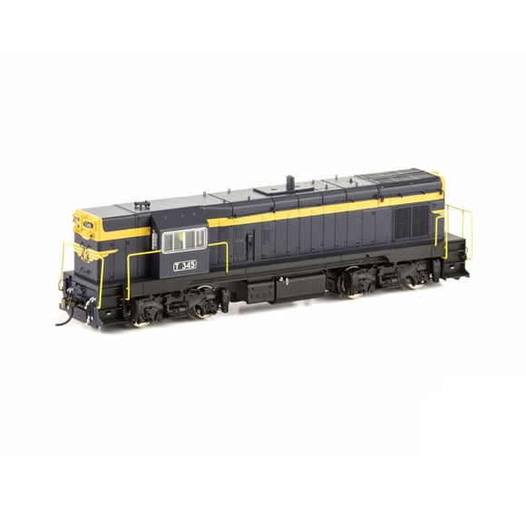 Bendigo Rail Models T Class Locomotive T345 Vr T-4 Ho Locomotives