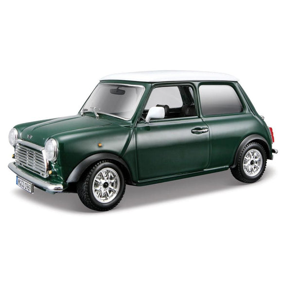 Burago Mini Cooper 1967 1/24 Scale Die Cast Cars