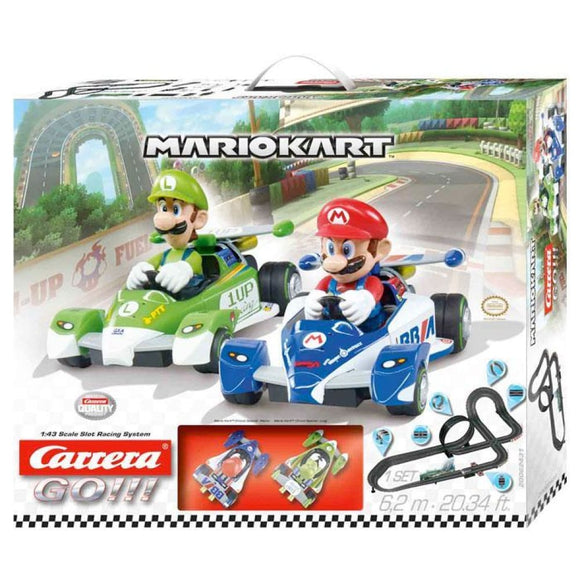 Carrera Go!!! Mario Kart Slot Car Racing Set Slot Cars