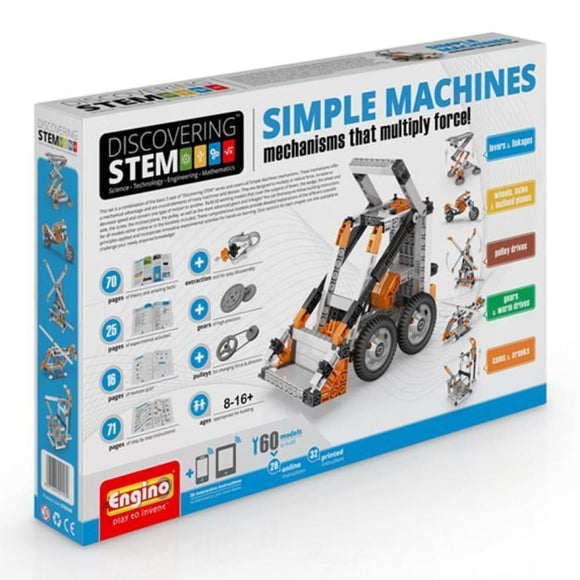 Engino Discovering Stem - Simple Machines Discovering Stem