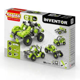 Engino Inventor Set - 12 Models Of Cars Inventor Series