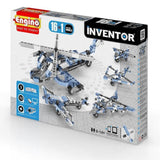 Engino Inventor Set - 16 Models Of Aircraft Inventor Series