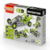 Engino Inventor Set - 8 Models Of Cars Inventor Series