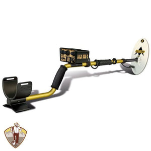 Fisher Gold Bug 2 Combo Metal Detector with 6 5