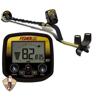 Fisher Gold Bug Pro Combo Metal Detector with 2 Search Coils Metal Detectors