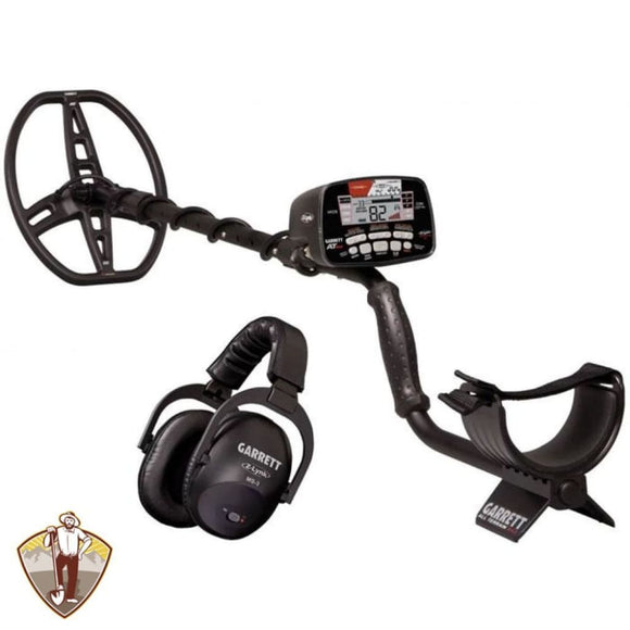 Garrett AT Max International Metal Detector with Headphones Metal Detectors