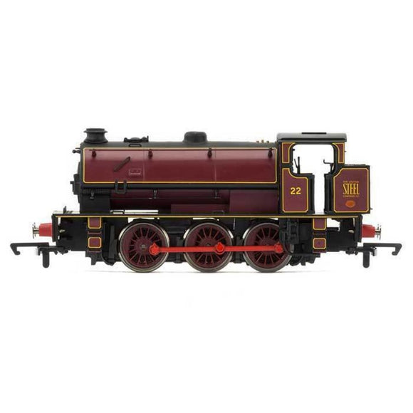 Hornby 0-6-0St J94 Class 22 United Steel Company Oo Locomotives