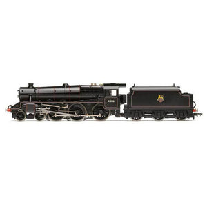 Hornby Br 4-6-0 45116 Black 5 Class 5Mt With Tts Sound Oo Locomotives