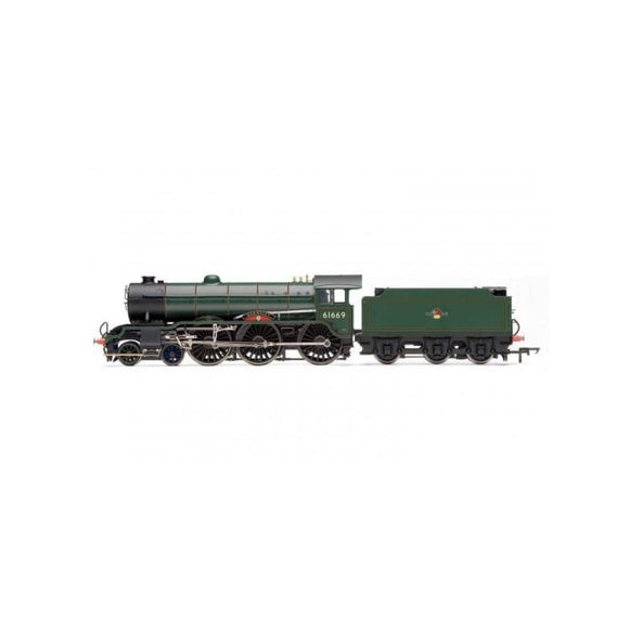 Hornby Br 4-6-0 Barnsley B17/6 Class - Late Br - Dcc Fitted Oo Locomotives