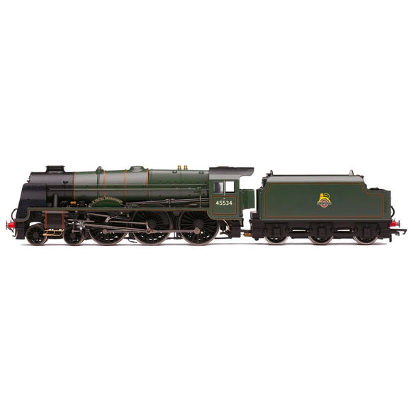 Hornby Br Patriot Class 4-6-0 45534 E. Tootal Broadhurst - Era 4 Oo Locomotives