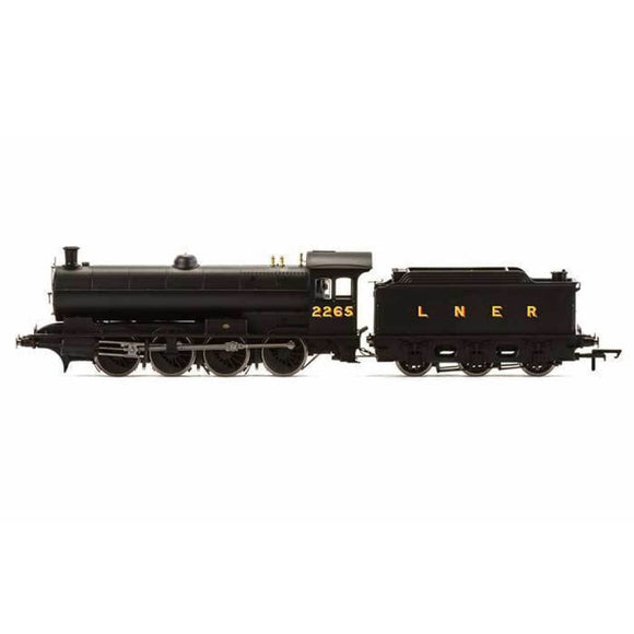 Hornby Lner 0-8-0 2265 Raven Q6 Class Oo Locomotives