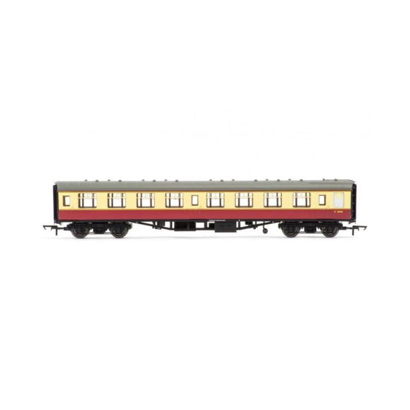 Hornby Oo Br Mk1 Coach Corridor 2Nd Class Crimson/cream Oo Rolling Stock