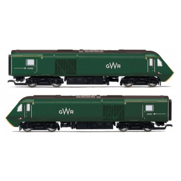 Hornby Oo Gwr Hst 125 Train Pack Limited Edition Oo Train Packs