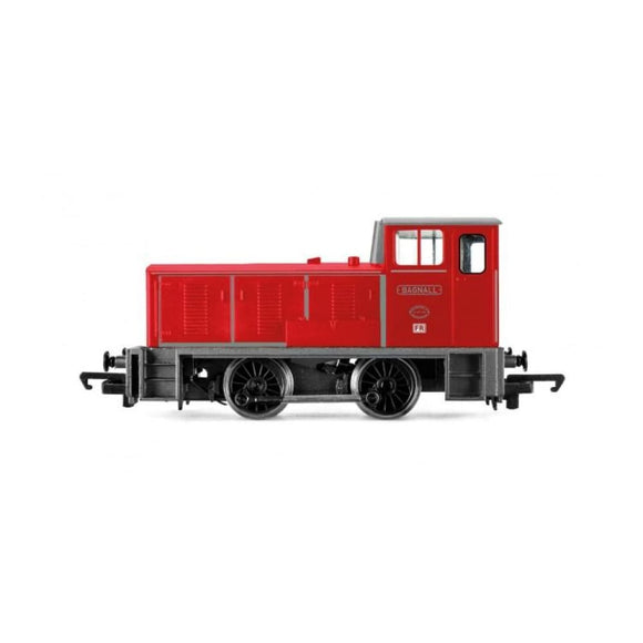 Hornby Railroad Bagnall Shunter Locomotive Oo Locomotives