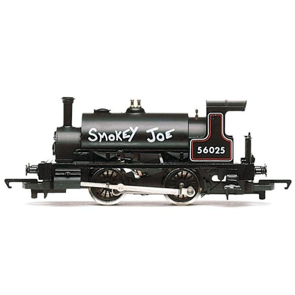 Hornby Railroad Br Class 264 Pug 0-4-0St 56025 Smokey Joe Oo Locomotives