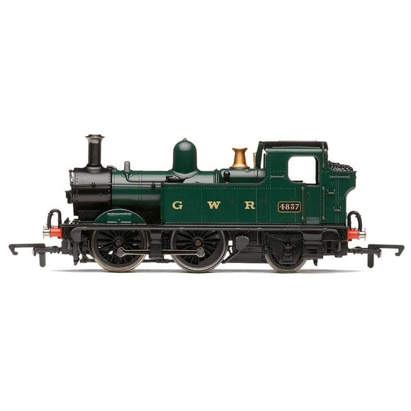 Hornby Railroad Gwr 0-4-2T 4837 Class 14Xx Oo Locomotives