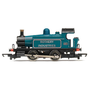 Hornby Railroad Rothery Industries Ex-Gwr 101 Class 0-4-0T Oo Locomotives