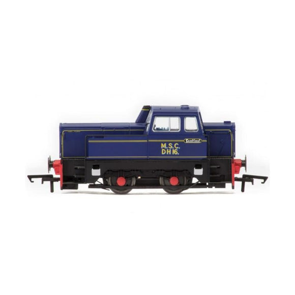 Hornby Sentinel Dh16 4Dh Msc Oo Locomotives