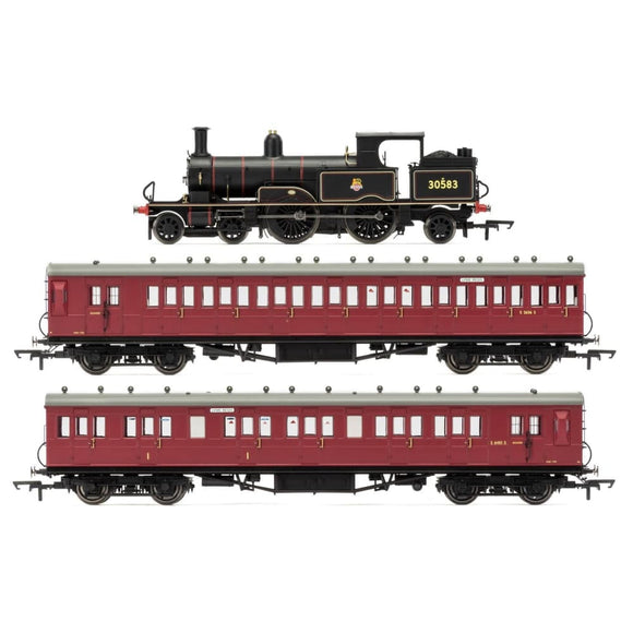 Hornby Sr The Lyme Regis Branch Line Train Pack - Limited Edition - Era 4 Oo Train Packs