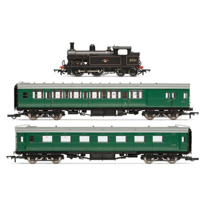 Hornby Wainwright H Class 0-4-4T Late Br Train Pack - Limited Edition Oo Train Packs