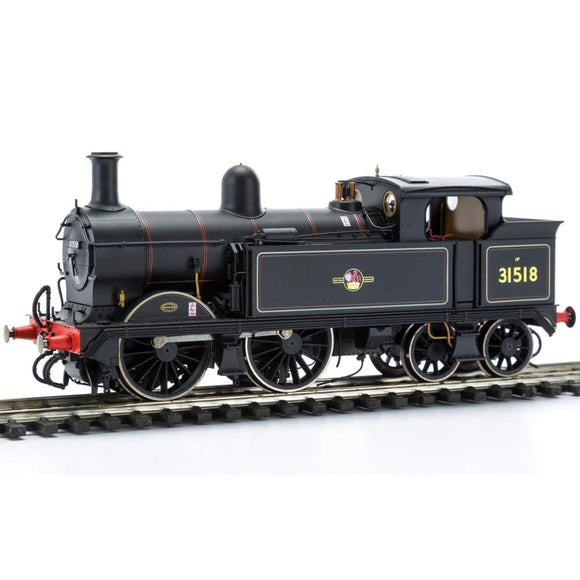 Hornby Wainwright H Class Locomotive 0-4-4T Late Br Oo Locomotives